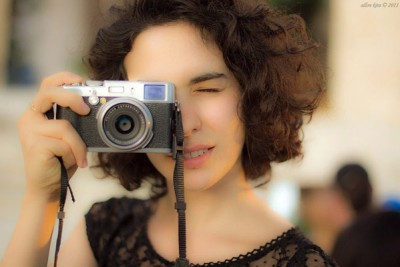 קורס יסודות הצילום בתל אביב