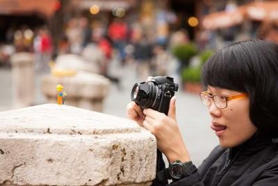 לימוד צילום - שיעור פרטי