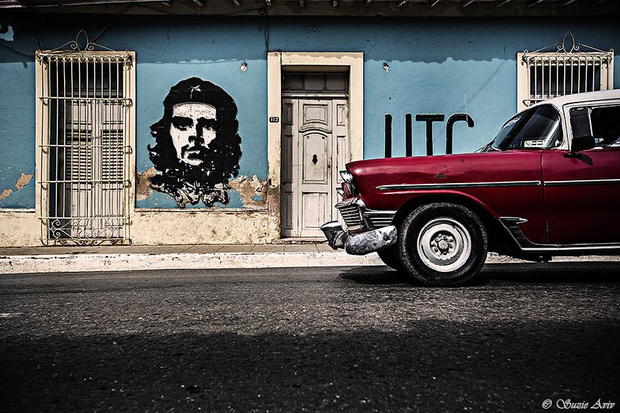 מאמר מסע טיול צלמים לקובה, סוזי אביב
