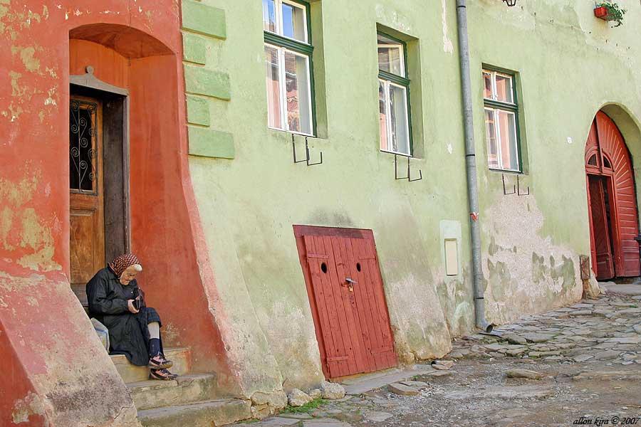 טיול צלמים לרומניה, אלון קירה בית ספר לצילום