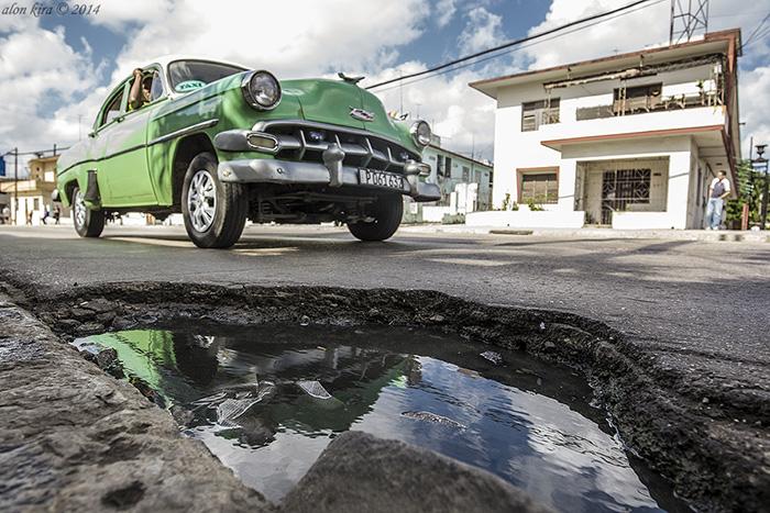 טיול צלמים קובה, אלון קירה בית ספר לצילום