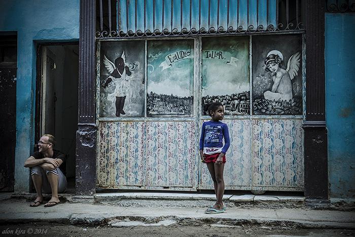 טיול צילום לקובה, אלון קירה בית ספר לצילום