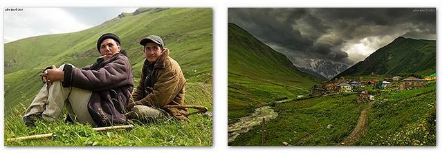 """טיול צלמים בחו""""ל, גיאורגיה, נורבגיה, אלון קירה בית ספר לצילום"""