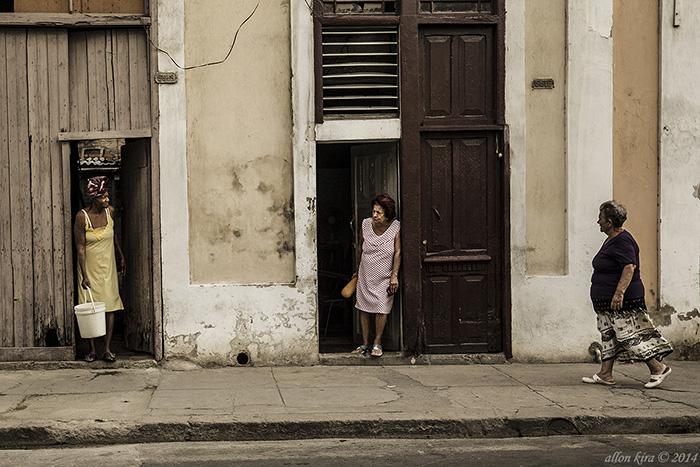 טיול צלמים לקובה, אלון קירה בית ספר לצילום