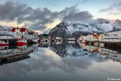 טיול צילום VIP לאיי לופוטן - נורווגיה