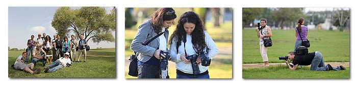 קורס צילום, לימודי צילום, אלון קירה בית ספר לצילום